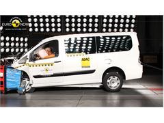 Peugeot Expert -  Euro NCAP Results 2012