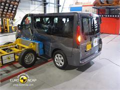 Renault Trafic -  Euro NCAP Results 2012