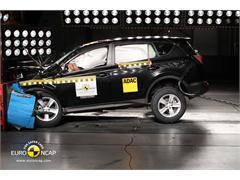 Toyota RAV4 - Euro NCAP Results 2013