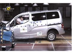 Nissan Evalia - Euro NCAP Results 2013