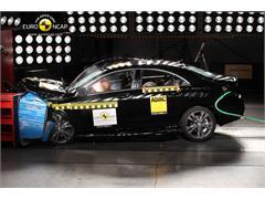 Mercedes-Benz CLA Class - Euro NCAP Results 2013