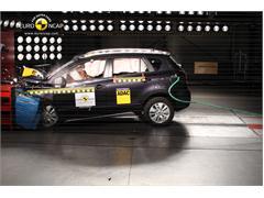 Suzuki SX4 - Euro NCAP Results 2013