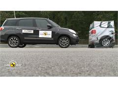 Fiat 500L - Euro NCAP AEB Results 2013