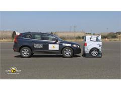 Volvo XC60  - Euro NCAP AEB Results 2013