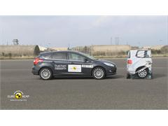 Ford Focus  - Euro NCAP AEB Results 2013