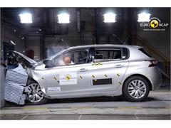 Peugeot 308 - Euro NCAP Results 2013