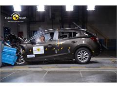 Mazda 3 - Euro NCAP Results 2013