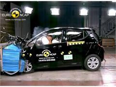 Hyundai i10 - Euro NCAP Results 2014
