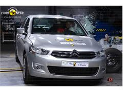 Euro NCAP Latest Round of Crash Tests
