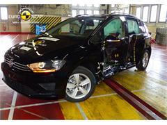 VW Golf Sportsvan  - Euro NCAP Results 2014