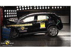 Mercedes-Benz GLA-Class  - Euro NCAP Results 2014