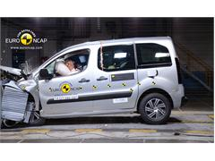 Citroën Berlingo  - Euro NCAP Results 2014