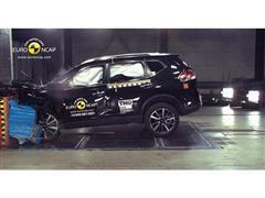 Nissan X-Trail  - Euro NCAP Results 2014