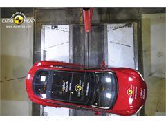 Tesla Model S  - Euro NCAP Results 2014