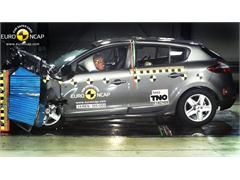 Renault Megane Hatch Reassessment - Euro NCAP Results 2014