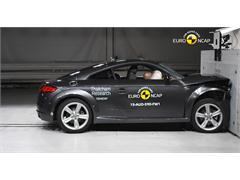 Audi TT  - Euro NCAP Results 2015