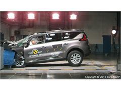 Renault Espace - Euro NCAP Results 2015