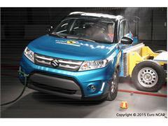 Suzuki Vitara - Euro NCAP Results 2015