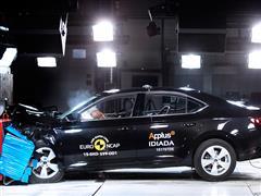 Skoda Superb  - Euro NCAP Results 2015