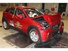 Mazda CX-3 - Euro NCAP Results 2015