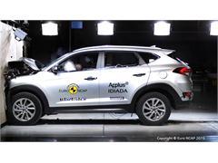 Hyundai Tucson  - Euro NCAP Results 2015