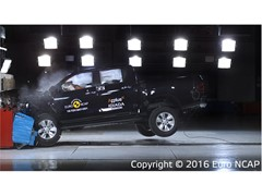 Toyota Hilux - Euro NCAP Results 2016