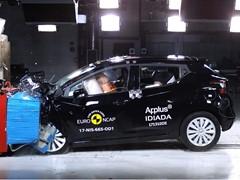 Nissan Micra - Euro NCAP Results 2017