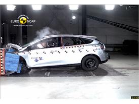Ford Focus  – Front crash test