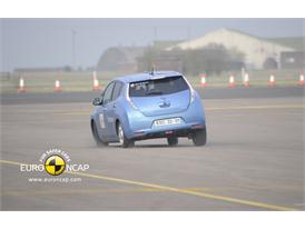 Nissan Leaf – ESC Test 2011