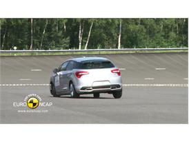 Citroen  DS5– ESC test