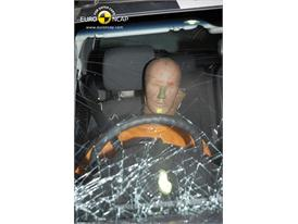 Chevrolet Captiva – Driver crash test