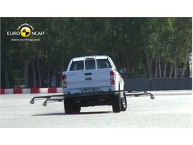 Ford Ranger – ESC test