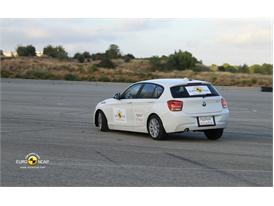 BMW 1 Series – ESC test