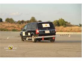 Lancia Voyager – ESC test