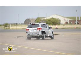 Fiat Freemont – ESC test