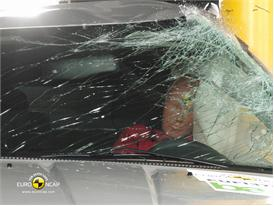 Fiat Freemont – Pole crash test