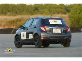 Toyota Yaris – ESC test