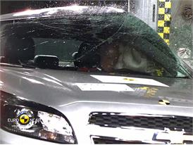 Chevrolet Malibu – Pole crash test