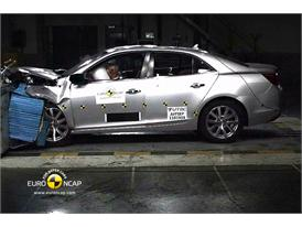 Chevrolet Malibu – Front crash test