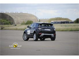Range Rover Evoque – ESC test