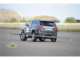 Jeep Grand Cherokee – ESC test