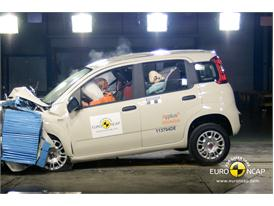 Fiat Panda - Front