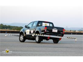 Isuzu D-MAX Series – ESC test