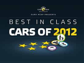 Euro NCAP is Announcing 2012 Top Choices for Safety and Recommended Vehicles in their Class