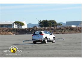 Toyota RAV4 - ESC test 2013