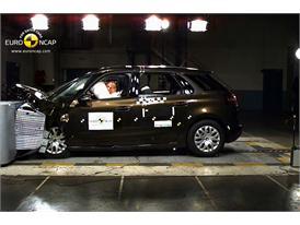 Citroën C4 Picasso- Frontal crash test 2013