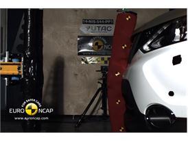 Nissan Qashqai - Pedestrian tests 2014
