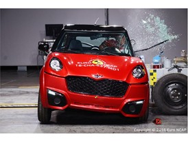 Chatenet CH30 Side crash test 2016