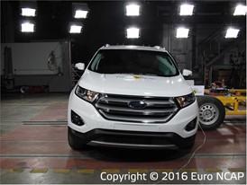 Ford Edge - Side crash test 2016
