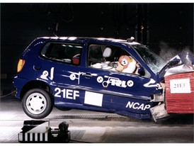 Crash test phase 1 - VW Polo